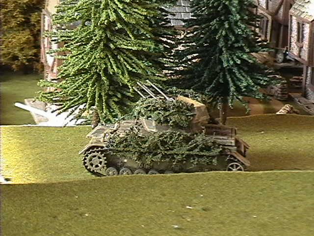 Werblewind Flak Panzer  from a game a  few monthsago