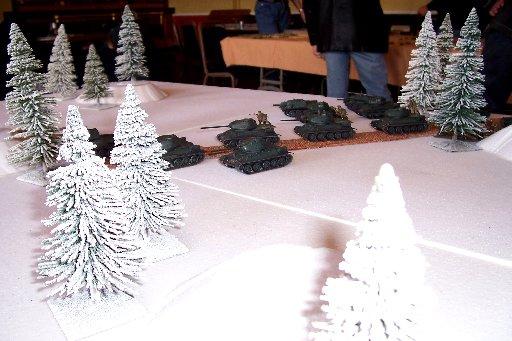 The Russian Juggernaut Approaches