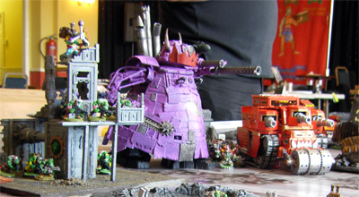 "The ""pink"" stompa"
