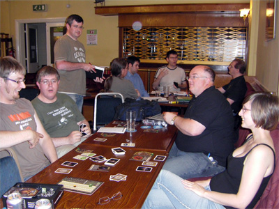 Boardgames and Roleplayers