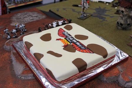 WH40k Cake