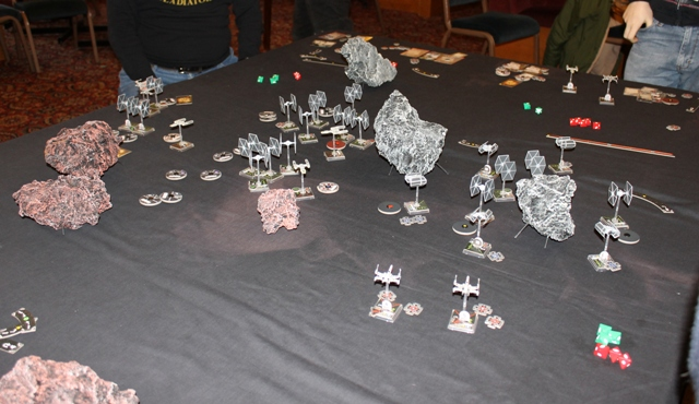 X Wing Game Large FFG X-Wing Game ...