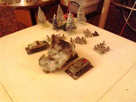 KV1'S ATTACK INTO A HAIL OF AP SHELLS