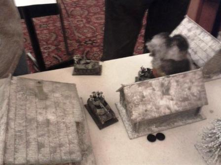 MARDER KNOCKED OUT BY THE KV1'S