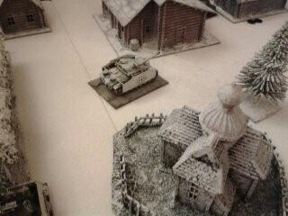 STUG III COUNTERATTACK AGAINST THE KV1'S